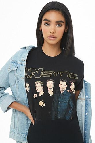 Forever21 Nsync Graphic Tee