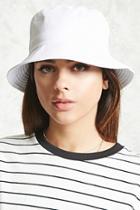 Forever21 Cotton-blend Bucket Hat