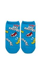 Forever21 Rice Krispies Graphic Ankle Socks