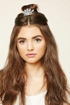 Forever21 Tiara Hair Comb