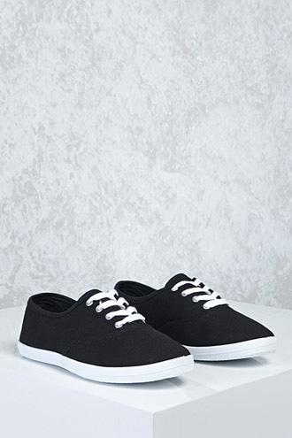 Forever21 Canvas Sneakers
