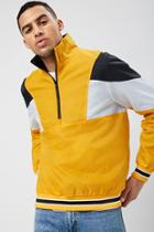 Forever21 Colorblock Pullover Jacket