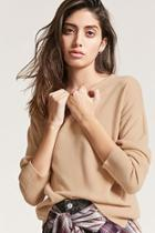 Forever21 Vented Knit Top