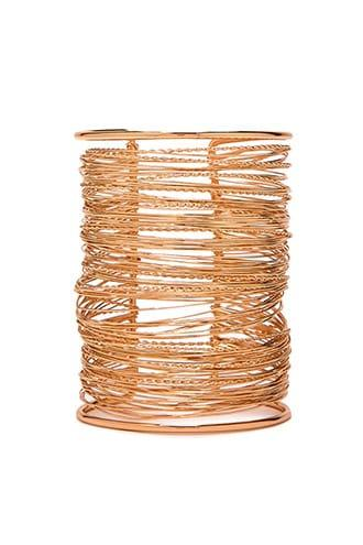 Forever21 Wire Cuff Bracelet