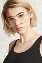 Forever21 Brow Bar Aviator Readers