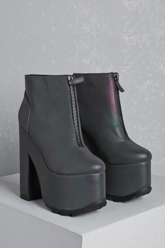 Forever21 Y.r.u. Platform Boots
