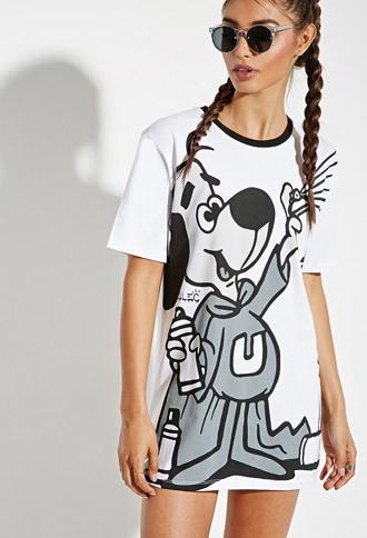 Alec Monopoly X Forever 21 Underdog Tee