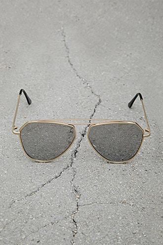 Forever21 Vallour Aviator Sunglasses