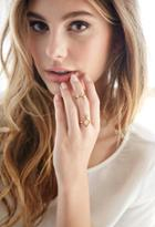 Forever21 Katie Dean Double Diamond Ring