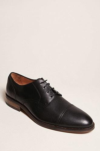 Forever21 Supply Lab Leather Oxfords