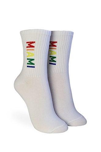 Forever21 Miami Crew Socks