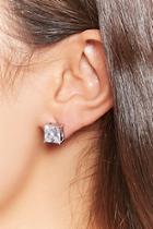 Forever21 Cubic Zirconia Stud Earrings