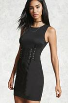 Forever21 Corset Tank Dress
