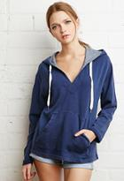 Forever21 French Terry Hoodie