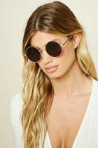 Forever21 Geo-etched Sunglasses
