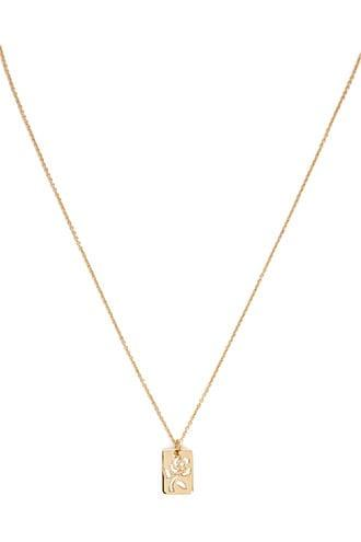 Forever21 Rose Charm Necklace