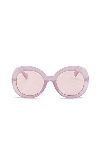 Forever21 Plastic Round Sunglasses