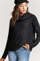 Forever21 Cowl-neck Sweater