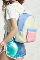 Forever21 Colorblock Mini Backpack