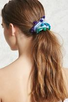 Forever21 Pom Pom Hair Scrunchie