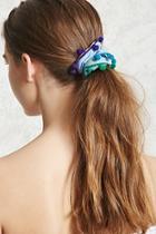 Forever21 Pom Pom Hair Scrunchie