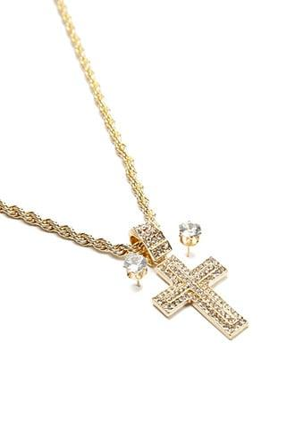 Forever21 Men American Exchange Cz Stone Jewelry Set