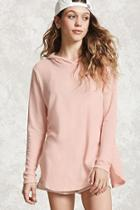 Forever21 Brushed Hooded Sweater