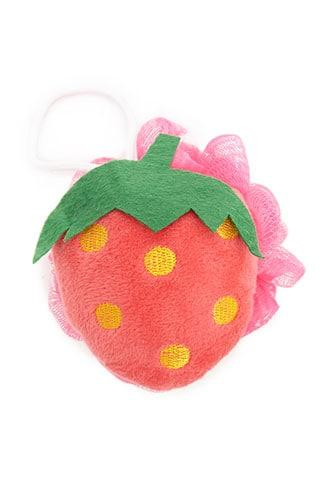 Forever21 Strawberry Bath Loofah