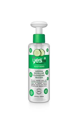 Forever21 Yes To Cucumber Micellar Cleansing Water