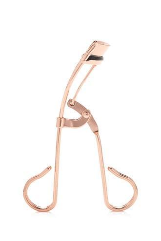 Forever21 Rose Gold Matte Eyelash Curler