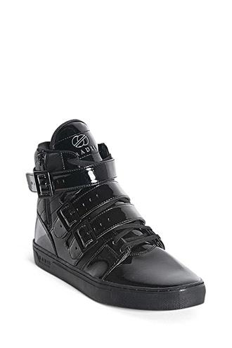 Forever21 Radii Faux Leather Sneakers