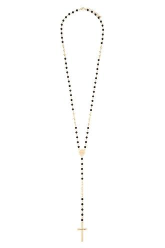 Forever21 Cross Pendant Drop Necklace