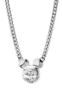 Forever21 Street Chic Mickey Mouse Necklace