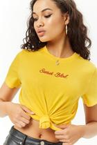 Forever21 Sunset Blvd. Graphic Tee