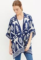 Forever21 Southwestern-patterned Cardigan