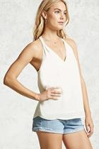 Forever21 Back Cutout Top