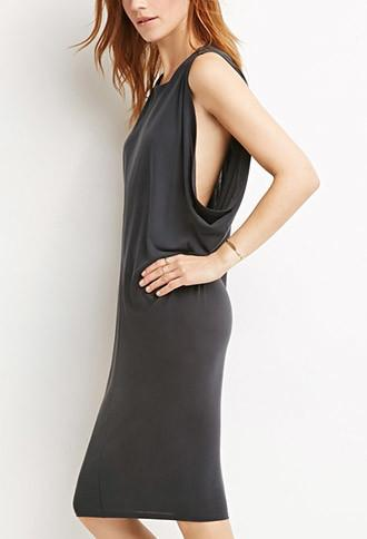 Love21 Cocoon Midi Dress