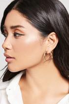 Forever21 Double Horn Earrings