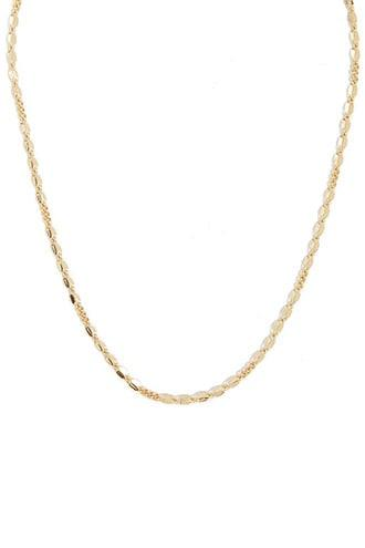 Forever21 Dash Chain Necklace