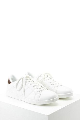 Forever21 Memory Foam Low-top Sneakers