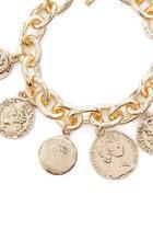 Forever21 Coin Charm Bracelet