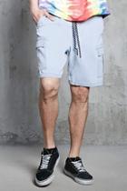 Forever21 Denim Cargo Shorts