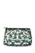 Forever21 Queen Bee Makeup Bag