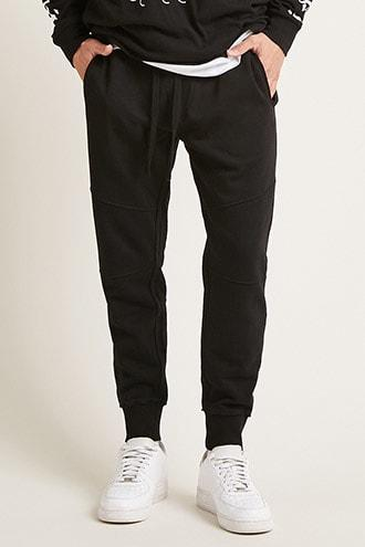 Forever21 Fleece Knit Sweatpants