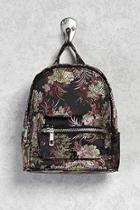 Forever21 Floral Mini Backpack