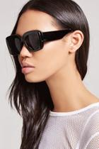 Forever21 Retro-inspired Square Sunglasses