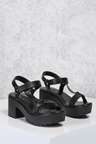Forever21 Chunky Platform Sandals
