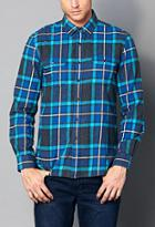 21 Men Camper Plaid Classic Fit Shirt