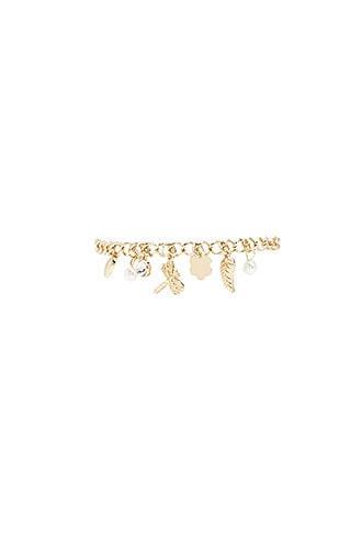 Forever21 Chain Link Charm Bracelet