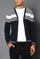 Forever21 Classic Striped Cardigan